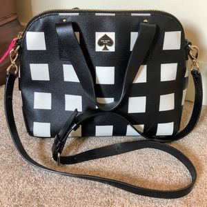 Kate Spade Handbag w/ Cross-Body Strap - Like New